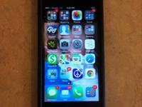 I'm changing to Att so I'm selling this verizon iPhone.