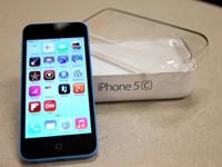 I got a blue ATT iPhone 5c 16gb ... Phone is ready to