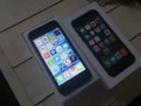 MONTH OLD IPHONE 5S 16GB FROM TMOBILE AVAILABLE FOR