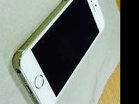 Selling my iPhone 5S 32GB, factory unlocked. Phone is