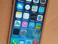 iphone 5s for at&t. 16gb. white/gold.   comes with box