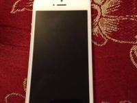 White iPhone 5s 2 months made use of, best condition,