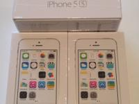 Buy your new iPhone 5S Silver/grey Unlocked 16GB  .