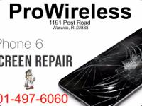 Prowireless prides itself in doing quality repairs at a