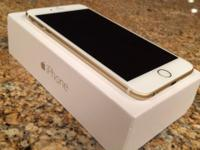 iPhone 6 Plus for sale (GOLD) For Virgin Mobile 16GB in