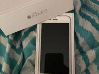 I am selling an iPhone 6 128gb like new in box without