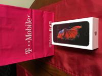 BRAND NEW iPhone 6S Plus 16GB For T Mobile The phone