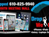 iDropped replaces damaged screens and repairs water