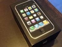 I'm selling an iPhone 3GS. This iPhone is brand new