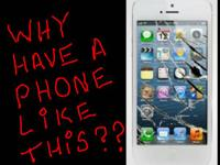 Call me @  for all of your IPHONE problems. Screen,