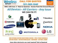Wireless Repair by George We repair all makes and