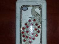 $20 each case  Jeweled White Pearl and Ruby Red Peacock