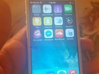Iphone 5 16gb silver/white for AT&T Condition is great,