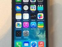 Iphone 5 16gig iOS 7.1 for sale Mint condition  Make me