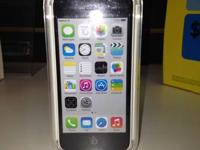 I have an iphone 5c brand new white color ready to put