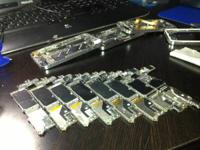 I'm selling a LOT of iPhone parts. Some working and non