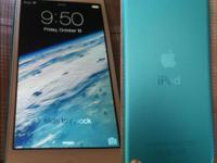 NEW iPod Touch 5th Generation- Blue 32GB. This iPod is