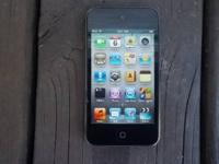 Ipod Touch 8GB, Second generation (does not have