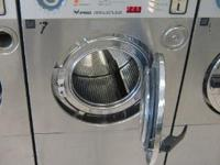 Used IPSO Commercial Laundry IPSO 18LB FRONT