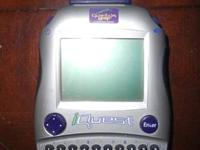 I HAVE AN IQUEST INTERACTIVE TALKING HANDHELD FROM