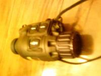•Insight MTM-000-A2 IR Mini Thermal Monocular w/