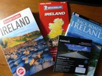 Garmin Chip for gps current revision Ireland and the