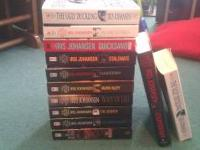 12 books for $15.00 (all in like new condition) Eve