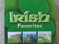 Irish Favorite Songs (36) on 3 CDs contained in