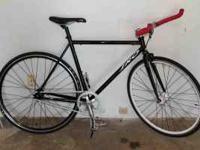 I have a IRO Mark V fixed/single speed bike for sale.