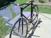 I have a IRO MARK V Fixed/single speed bike for sale -