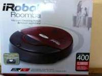 irobot for sale only used a couple of times....like new