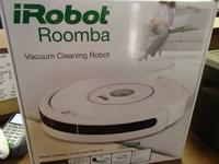 I have an iRobot Vacuum cleaner for sale. In excellent