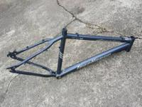 "Iron Steed MTN Bike Frame 19.5"" T6061 Aluminum"