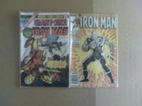 GIANT=SIZE IRON MAN ISSUE#1 1975 NM/M CONDITION & IRON