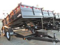 Trailer information New 2015 Iron Panther DT065 D7 6x10