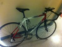 Ironhorse Triumph road bike, 52cm great condition.