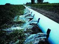 Now is the time to get good used irrigation pipe to