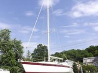IRWIN 1986 CITATION 35.5 SAILBOAT - Hull # 15 Well