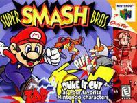 Looking to buy Super Smash Bros for N64 and other