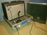 Portable isolation cabinet for recording, live or