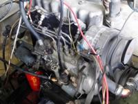 Isuzu C201 / Thermo King Diesel Engine with starter,