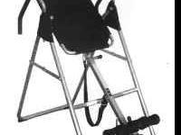 Hi i am selling a IT 9100 inversion table for 50.00 it