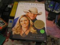 IT'S ALL ABOUT HIM BY DENISE JACKSON $10.00 COME BY AND
