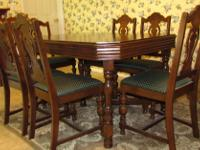 Type:Dining RoomType:TablesAsking price is $1300