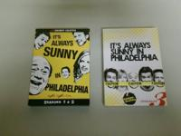 Hello,  I have season 1-3 of It's Always Sunny in