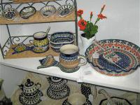 It's Polish Pottery! 10%-20% off select items! Sat June