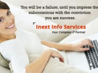 Inext info services is a Web Design & development