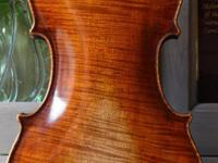 Type: Acoustic Guitar Type: Violin Italian violin made