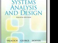 I have the 4th edition of Essentials of Systems