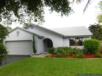 Davie, 3 bedroom, 2 bath, 2 car garage (1700 square